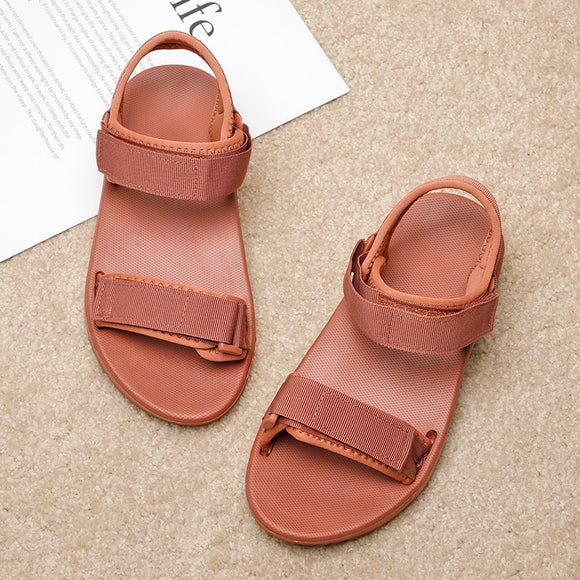 Women's Slippers Wedges Summer Ladies Platform Sandals Casual Hemp Shoes Woman Slip on Fashion Female 2021 Comfort Sandals