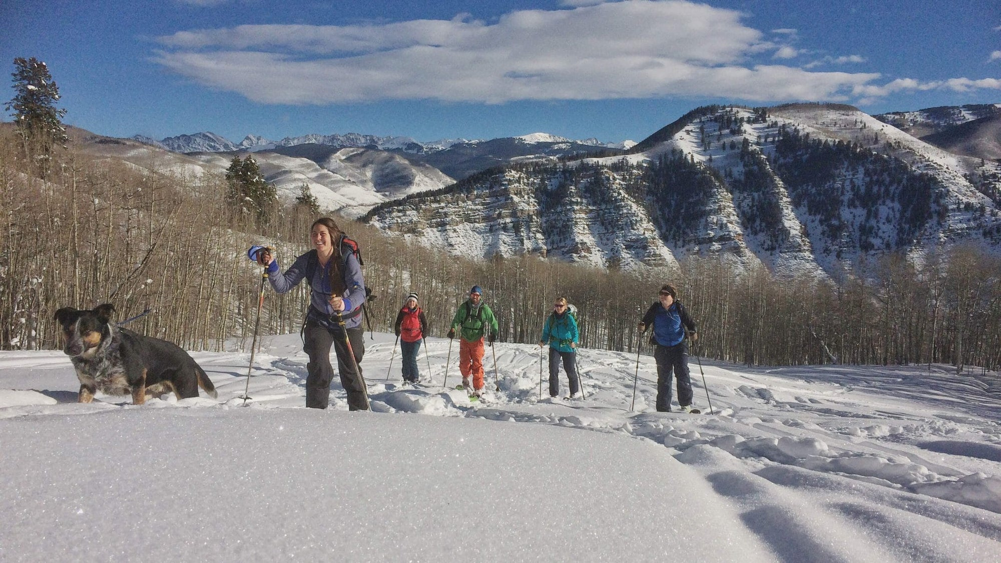 Minturn Backcountry Skiing and Snowboarding