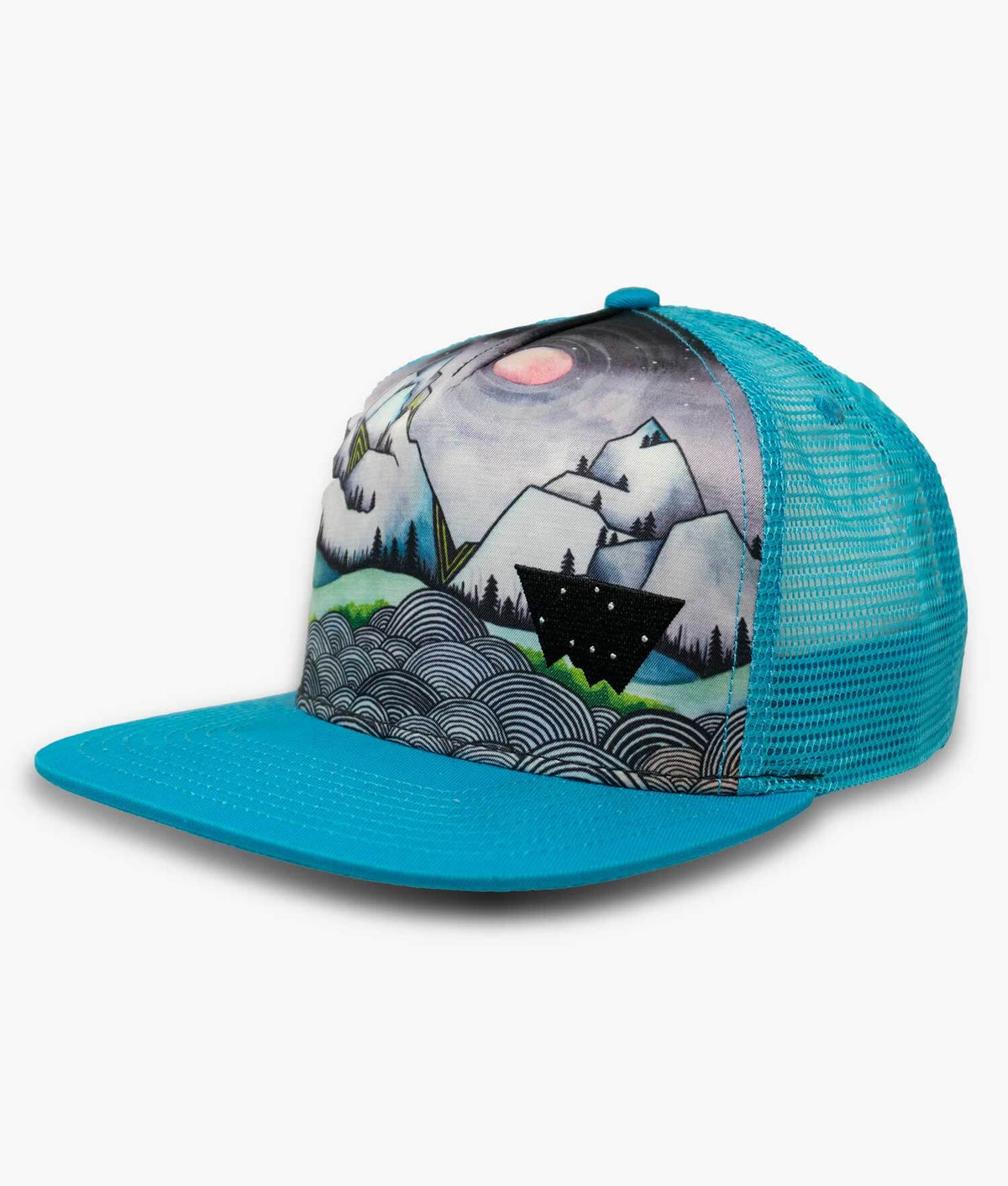 Kids Minaret Mountain Hat | Sky