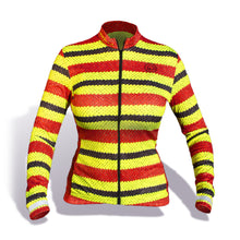 Load image into Gallery viewer, Coral Snake Jersey/Long-Sleeve Women's