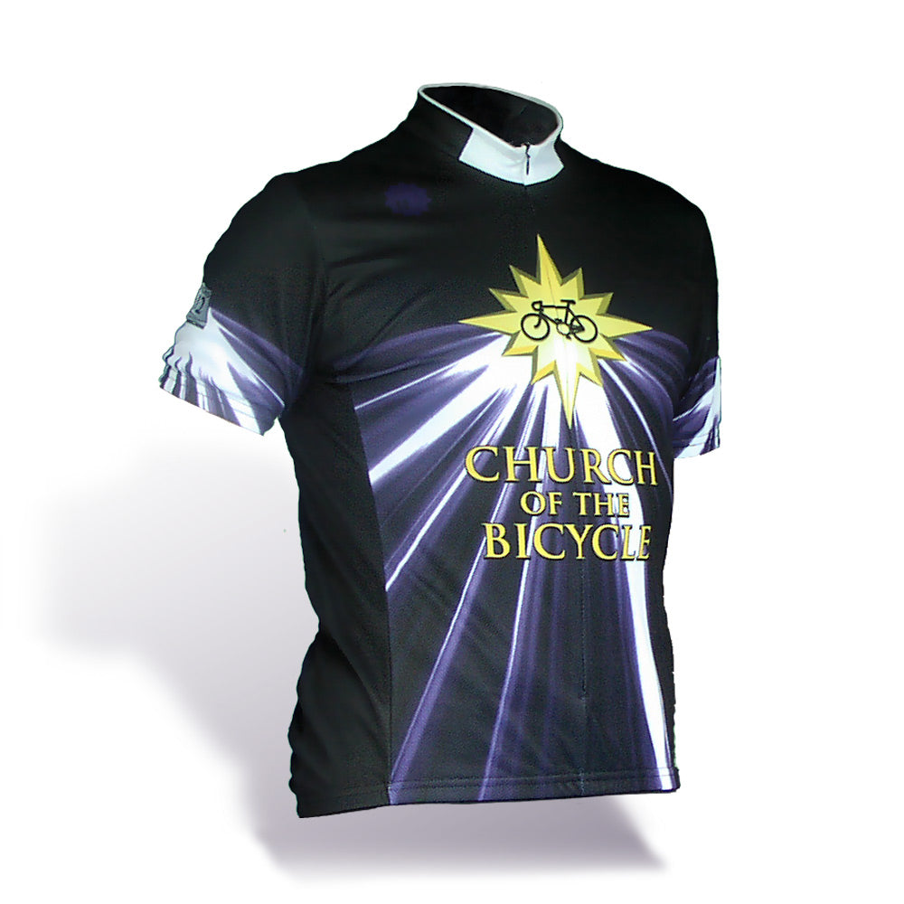 The Church of the Bicycle Jersey - men