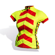 Load image into Gallery viewer, Elevengear Viz Short-Sleeve Women's Jersey