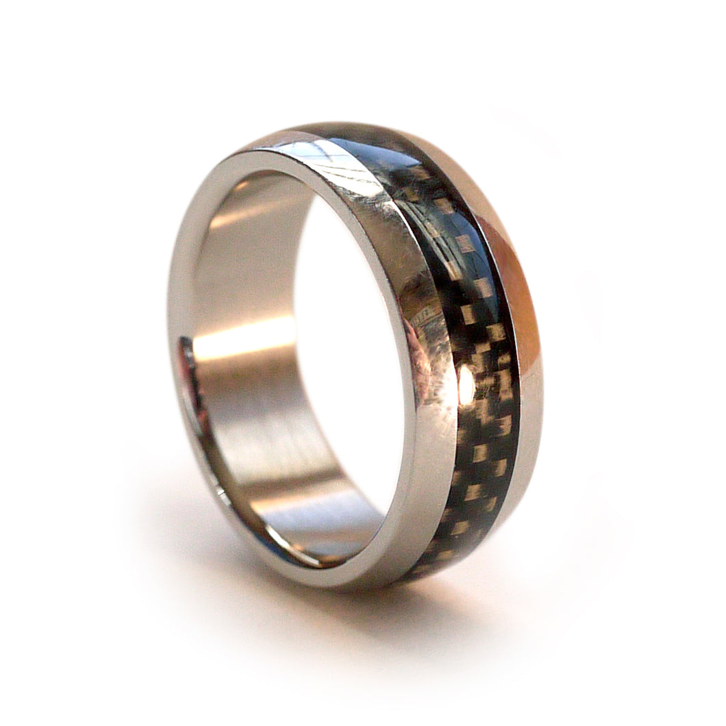 "Men's ring ""The Bernard"""