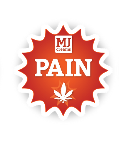 Pain relief formula <br>Cream & Salve