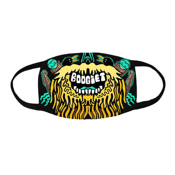 Boogie T - Teeth - Face Mask