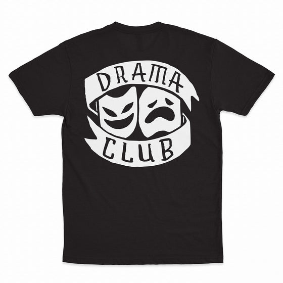 Boogie T - Drama Club - Black Tee