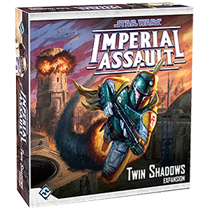 Star Wars Imperial Assault – Twin Shadows Expansion