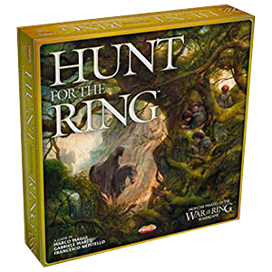Hunt for the Ring Board Game