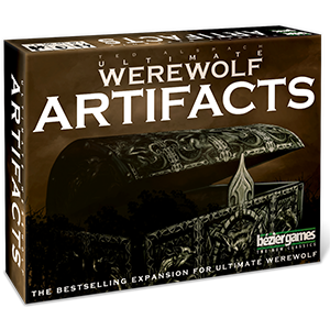 Ultimate Werewolf Artifacts Card Game