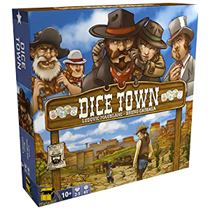 Dice Town Board Game Revised Edition