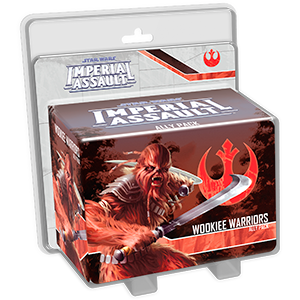 Star Wars Imperial Assault - Wookiee Warriors Ally Pack