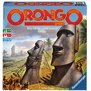 Orongo Board Game