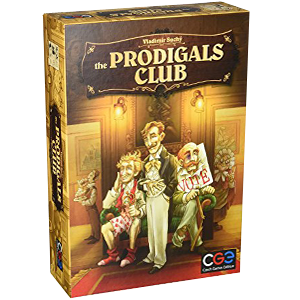 The Prodigals Club Board Game