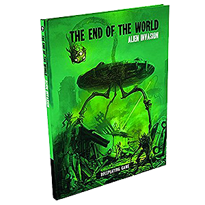 The End of the World - Alien Invasion RPG