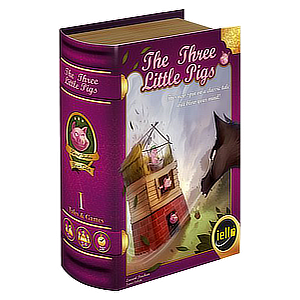 Tales & Games: Three Little Pigs