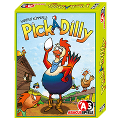 Pick a Dilly Children Card Game