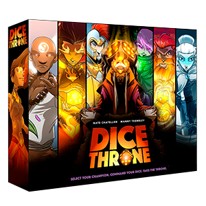Dice Throne (First Edition)