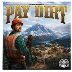 Pay Dirt Board Game