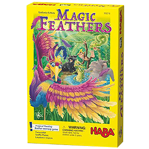 Magic Feathers Board Game