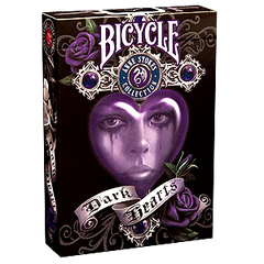 Bicycle Playing Cards - Anne Stokes Dark Hearts
