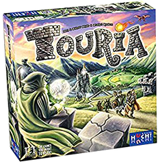 Touria Board Game