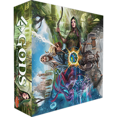 4 Gods board game