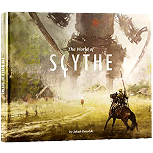World of Scythe - Art Book