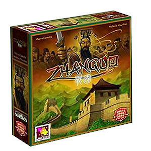 Zhanguo Board Game