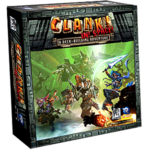 Clank! In Space Board Game