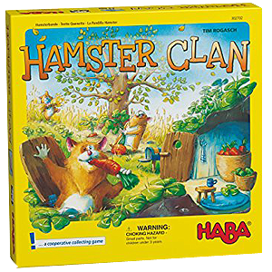 Hamster Clan Board Game