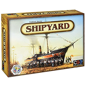 Shipyard Board Game