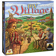 My Village Board Game