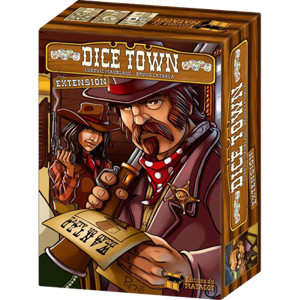 Dice Town Extension
