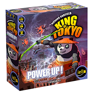 King Of Tokyo - Power Up (1st Edition)