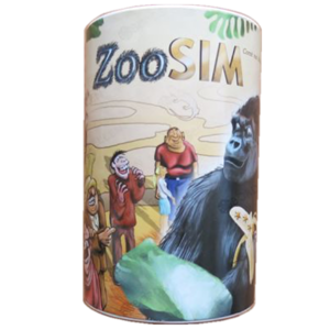 ZooSim Board Game
