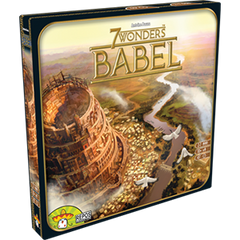 Babel expansion for 7 Wonders by Antoine Bauza from Repos Production