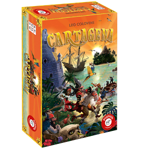 Cartagena Board Game