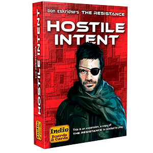 The Reistance Hostile Intent Expansion