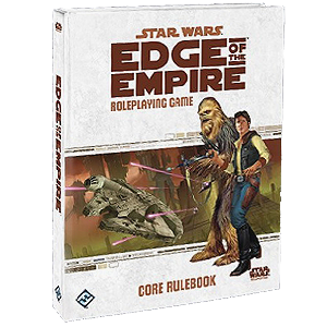 Star Wars Edge of the Empire Core Rulebook RPG