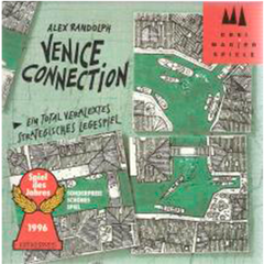 Venice Connection board game