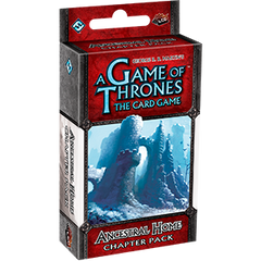 A Game of Thrones: The Card Game 1st Ed - Ancestral Home Chapter Pack