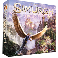 Simurgh Board Game