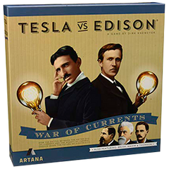 Tesla VS Edison - War of Currents