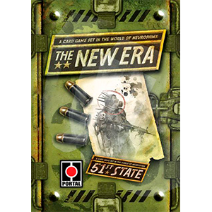 The New Era 51st State Board Game