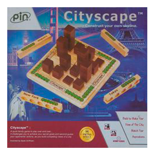 Cityscape Board Game