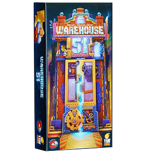 Warehouse 51 card game