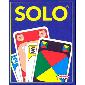 Solo card game