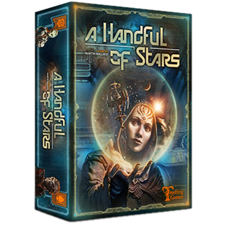 A Handful of Stars board game