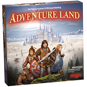 Adventure Land board game