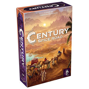 Century Spice Road card game